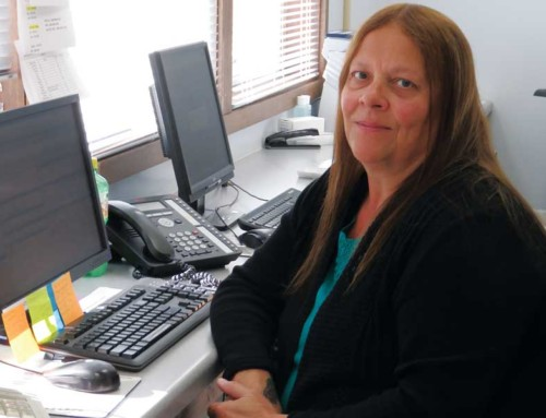 Meet Ontonagon County REA Employee Fay Hauswirth
