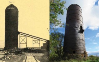 Before and after picture of Nahma Burner